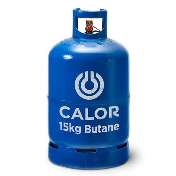 15 kg Gas Bottle