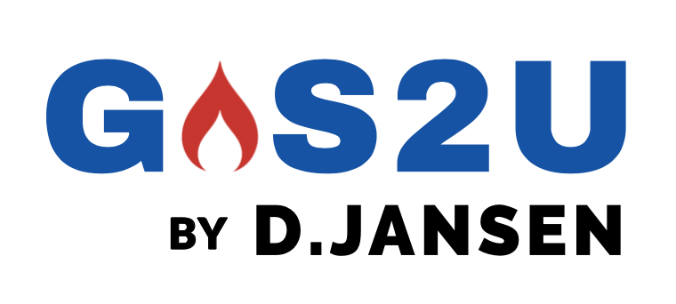 Gas2U - Gas delivered to you by D jansen